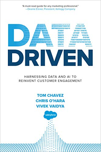 Data Driven Harnessing Data and AI to Reinvent Customer Engagement